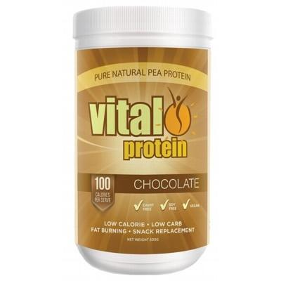 VITAL PROTEIN - Organic Chocolate Pea Protein Isolate - 500g