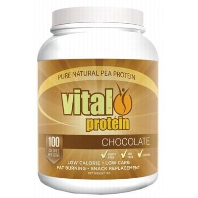 VITAL PROTEIN - Organic Chocolate Pea Protein Isolate - 1kg