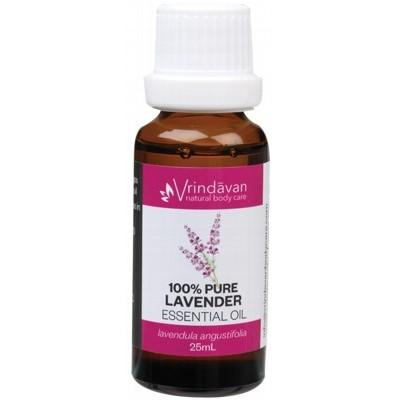 VRINDAVAN Essential Oil (100%) Lavender 25ml