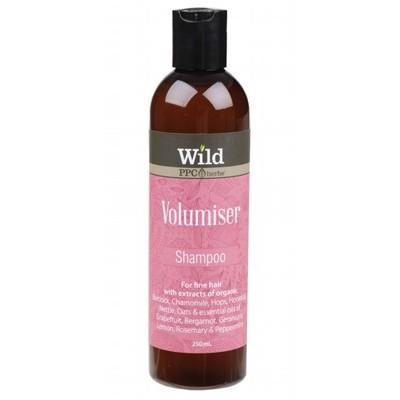 WILD Volumiser Organic Shampoo 250ml