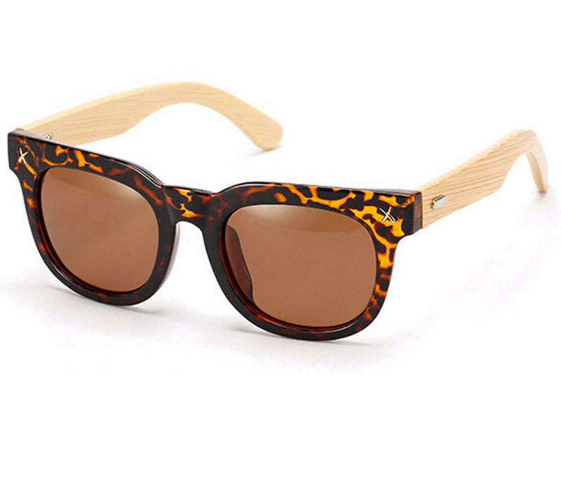Men Polarized Bamboo Plastic Sunglass Frames - Fashion Sun Glasses ...