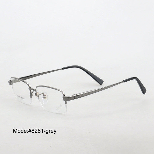 Titanium Optical Eyeglasse Frames - New  Myopia Eyewear Spectacles - Unisex 8261