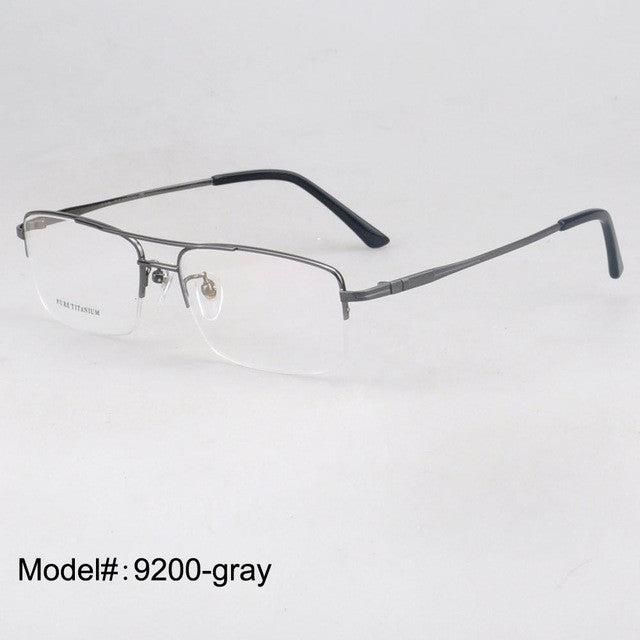 Titanium Optical Eyeglasse Frames - New  Myopia Eyewear Spectacles - Unisex 9200