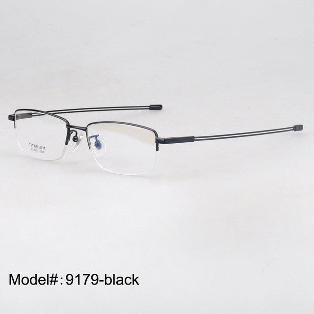 Titanium Optical Eyeglasse Frames - New  Myopia Eyewear Spectacles - Unisex 9179