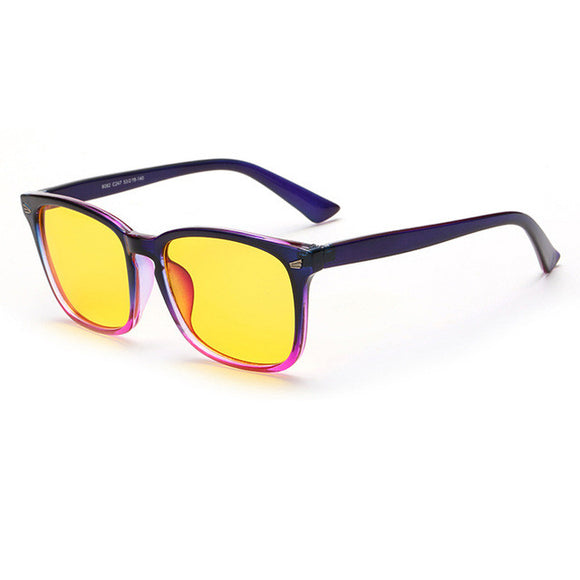 BZ / 2017 Radiation-resistant Protection Anti-fatigue Anti-blue Ray Computer Optical Glasses