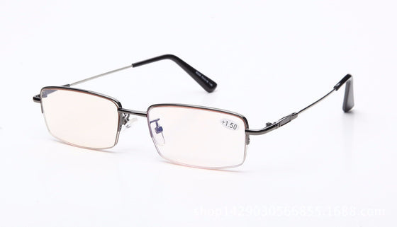 BZ / 2017 Radiation-resistant Protection Anti-fatigue Anti-blue Ray Computer Optical Unisex Glasses