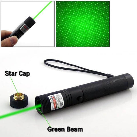 Image of Tactical Survival Laser + Battery & Charger