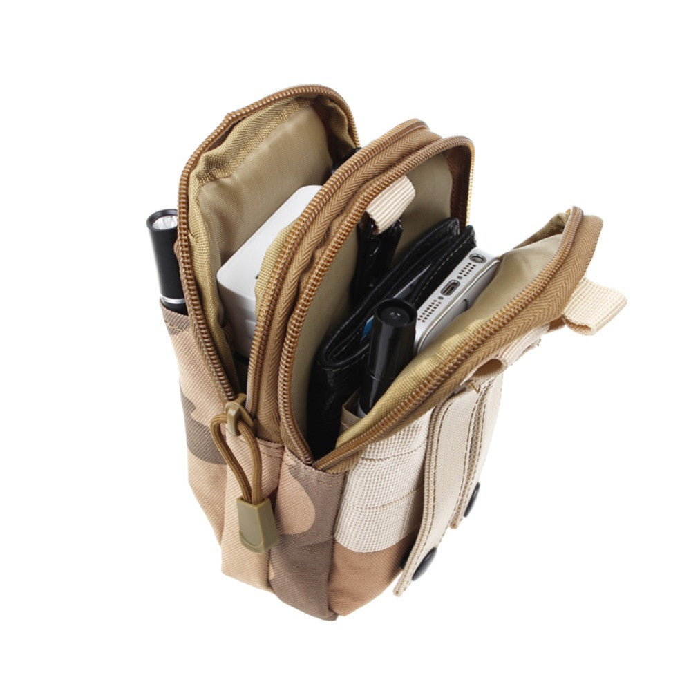 Military Outdoor Waist Bag Pack