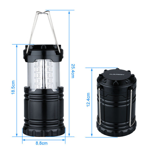 Image of Portable 30 LED Outdoor Camping Lantern Bivouac