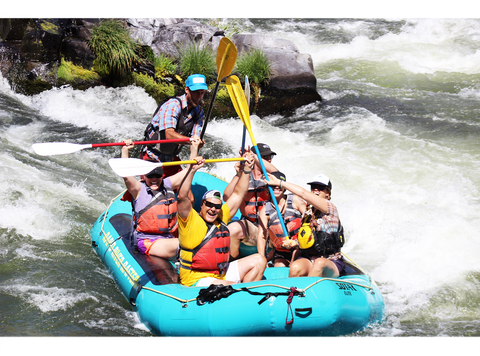 Rafting fun for all!