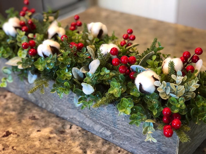 Winter Berry Table Decor (Ready to Ship!)