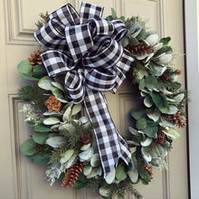 Country Green Wreath