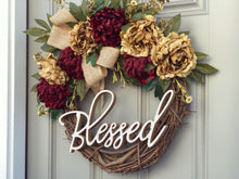 Blessed Day Wreath