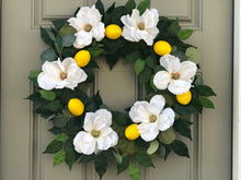 Flowy Lemon Magnolia (Made to Order)