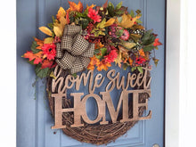 XL Home Sweet Home Fall