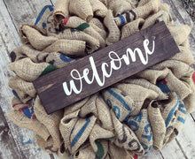 Country Style Burlap