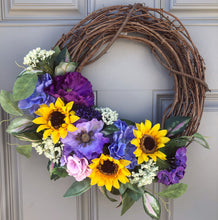 "3- 14"" Floral Wreaths (Pending for Trish)"