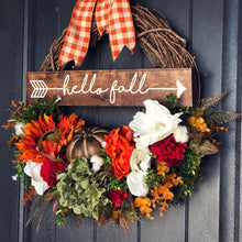 Crisp Fall Wreath