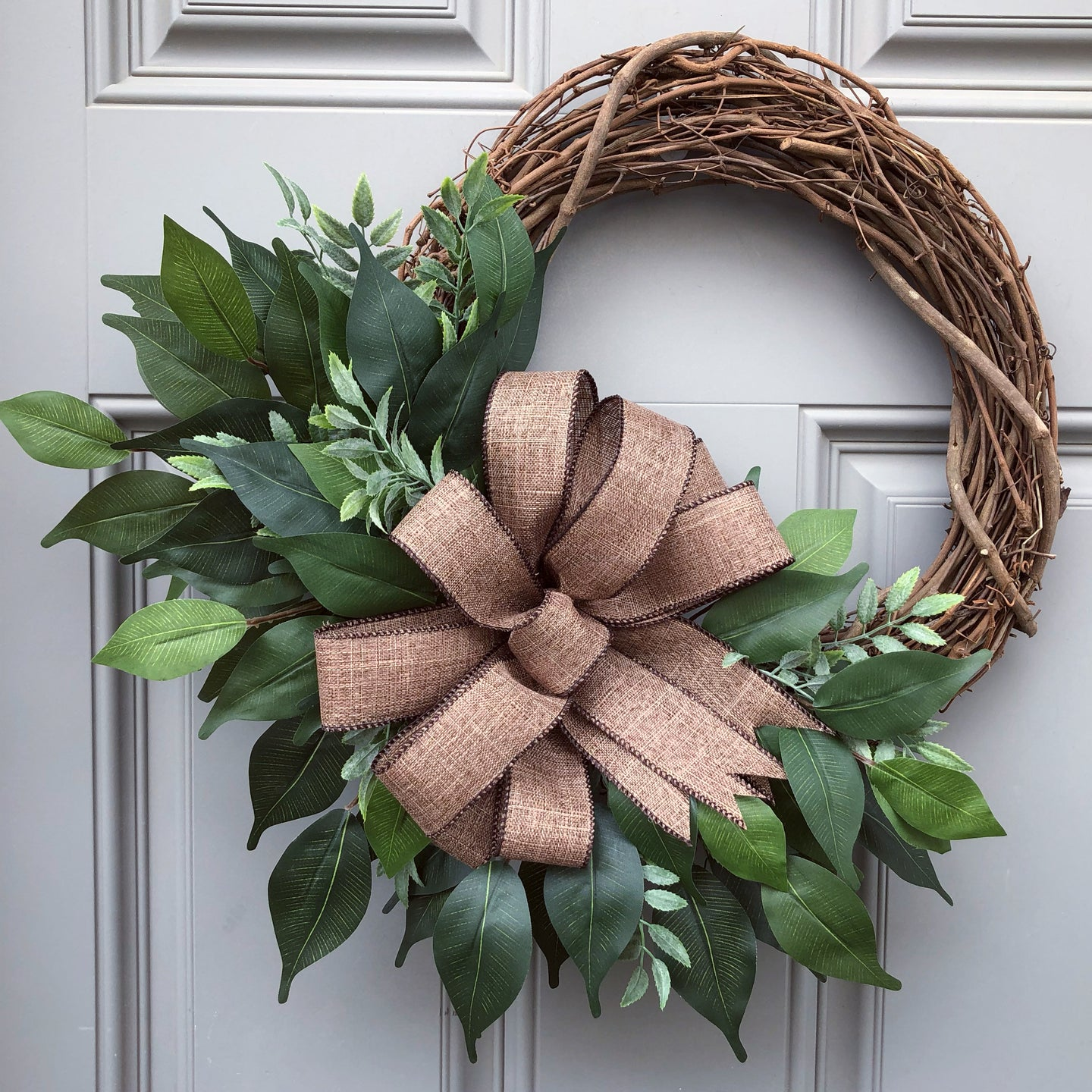 Small Greenery Wreath