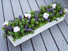 Lady Lavender Table Centerpiece (Made to Order)