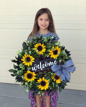 Sadie Sunflower (Made to Order)