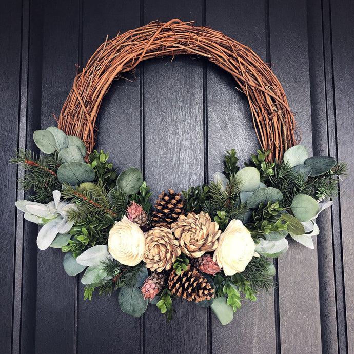 All Seasons Wreath (Made to Order)