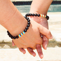 Love, Peace & Equality Bracelet - Galaxy Accessories