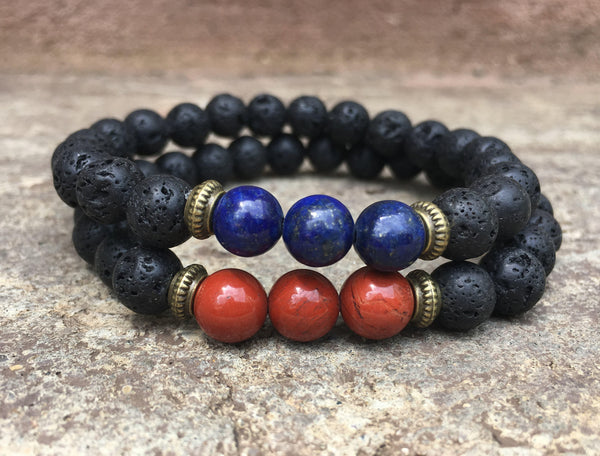 His and Hers Bracelet Set - Galaxy Accessories