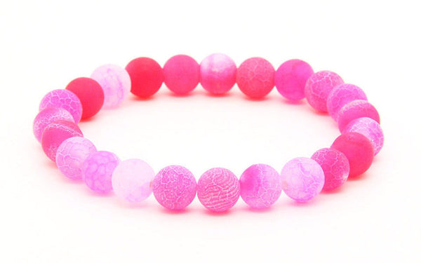 Shades of Pink Bracelet - Galaxy Collection - Galaxy Accessories
