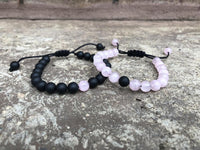 Adjustable Distance Bracelets Set - Galaxy Accessories