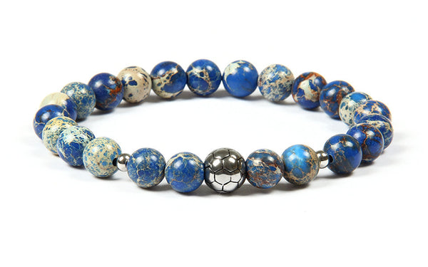 Soccer Bracelets - Color Collection - Galaxy Accessories