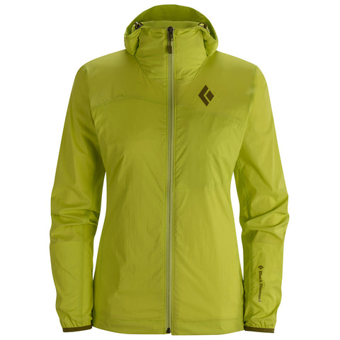 Chamarra Alpine Start Hoody Black Diamond Mujer