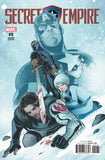 SECRET EMPIRE #0 (OF 10) TORQUE VAR