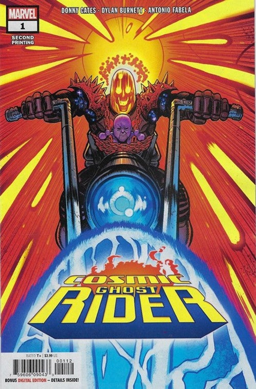 Cosmic Ghost Rider (2018 Marvel) #1F