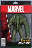 MAN-THING #1 (OF 5) CHRISTOPHER ACTION FIGURE VAR