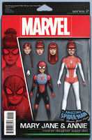 AMAZING SPIDER-MAN RENEW YOUR VOWS #1 CHRISTOPHER ACTION
