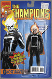 CHAMPIONS #1 CHRISTOPHER CLASSIC ACTION FIGURE VAR