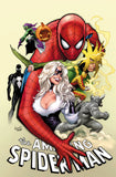 AMAZING SPIDER-MAN #1 LAND PARTY VAR