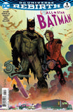 ALL STAR BATMAN #1 ROMITA VAR ED