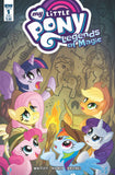 MY LITTLE PONY LEGENDS OF MAGIC #1 SUBSCRIPTION VAR