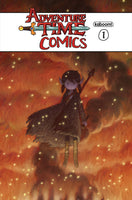 ADVENTURE TIME COMICS #1 SUBSCRIPTION KIM VAR