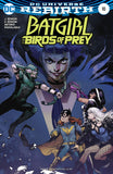 BATGIRL AND THE BIRDS OF PREY #10 VAR ED
