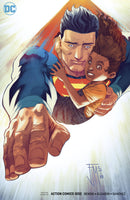 ACTION COMICS #1002 MANAPUL VAR ED