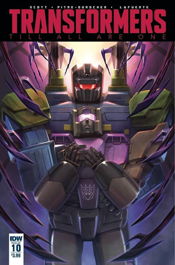 TRANSFORMERS TILL ALL ARE ONE #10