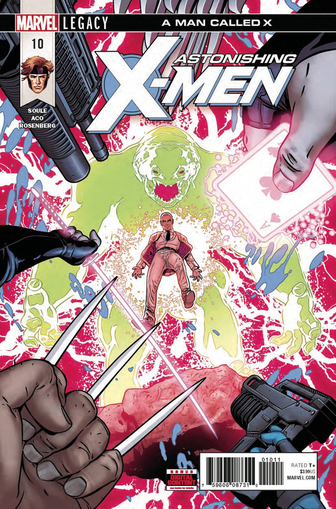 Astonishing X-Men (2017 4th Series) #10