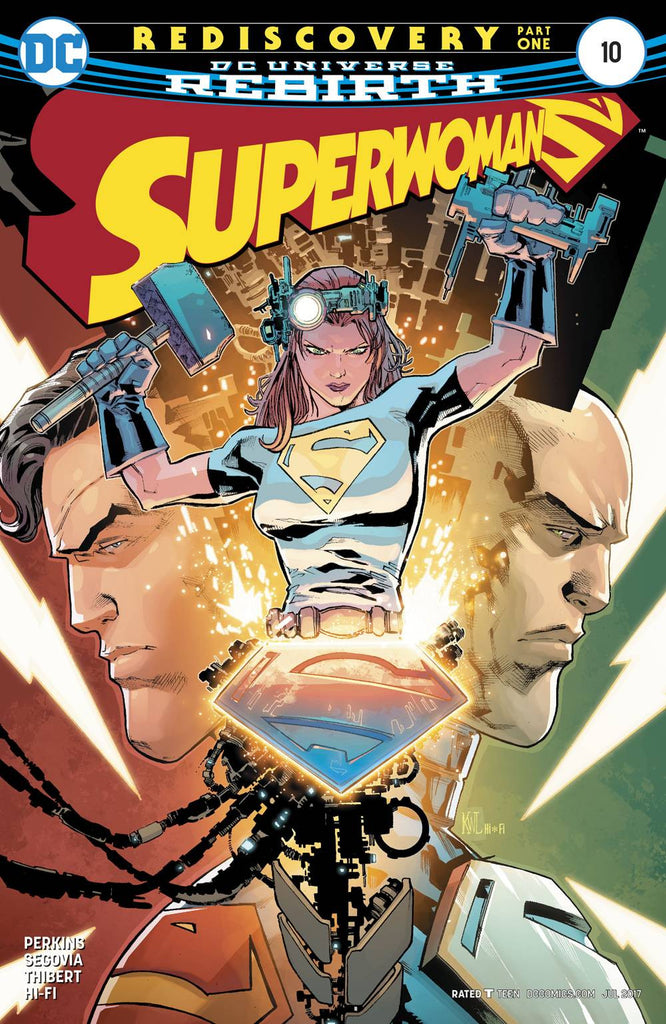 SUPERWOMAN #10