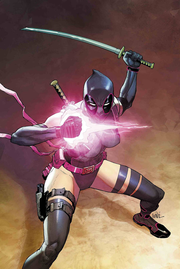 ASTONISHING X-MEN #11 YU DEADPOOL VAR