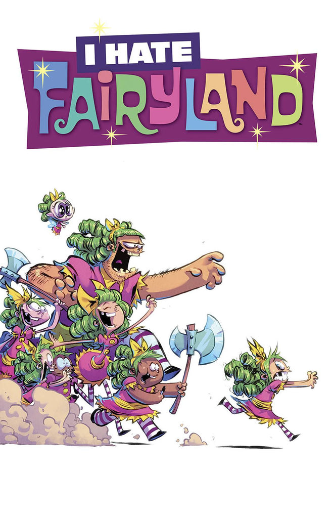 I HATE FAIRYLAND #11 CVR A YOUNG