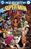 NEW SUPER MAN #11 VAR ED