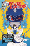 GO GO POWER RANGERS #12 1:25 COPY BUSTOS INCV